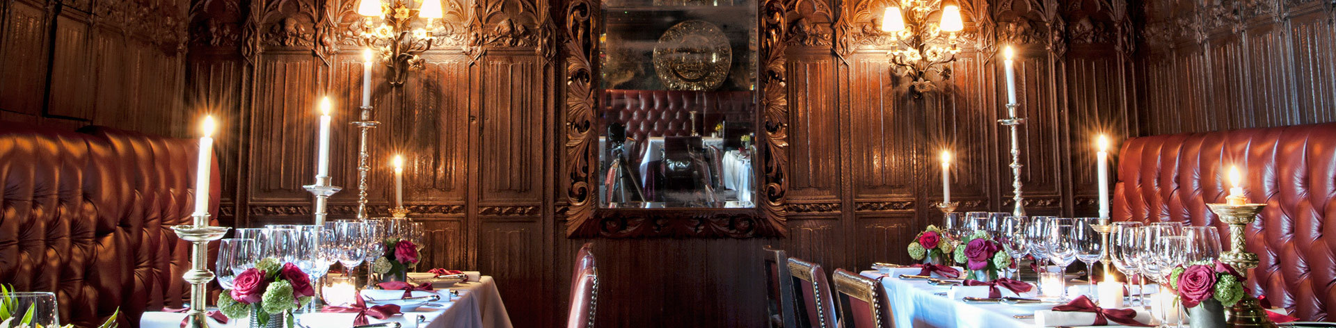 Restaurants in Edinburgh, Luxury Dining | | The Witchery, Edinburgh