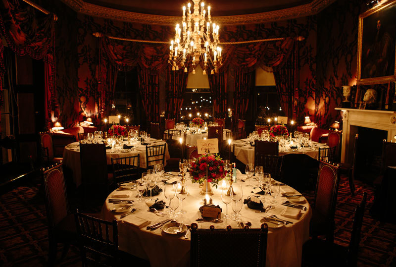 Other private dining the witchery edinburgh for Best private dining rooms edinburgh
